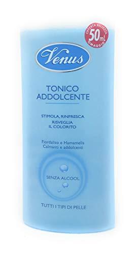 VENUS Tonico Adoucissant sans alcool pour tous les types de peau 250 ml