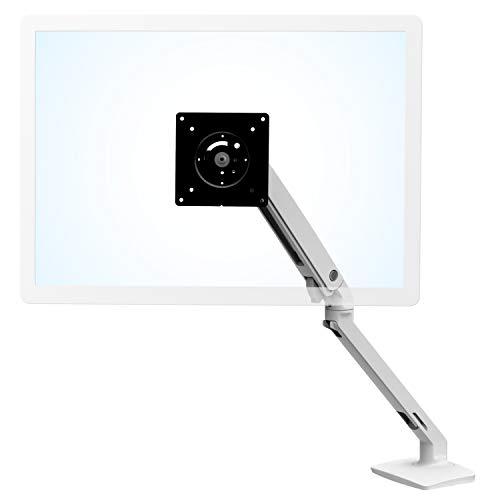 エルゴトロン MXV デスクモニターアーム ホワイト 34インチ(3.2~9.1kg)まで対応 45-486-216