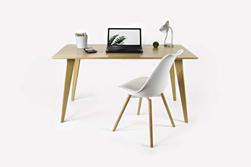 Artisan Massivholz Schreibtisch Computertisch Home Office Schreibtisch Holzschreibtisch