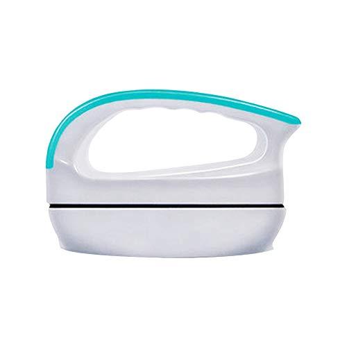 Sobotoo Magnetischer Aquarium-Glasreiniger Schrubber Algenschaber Reiniger für Aquarien, ohne Kratzer, schwimmende Bürste mit einfachem Griff