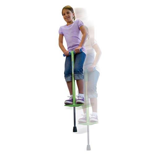 Jumparoo BOING! JR. Pogo Stick by Air Kicks, Small for Kids 50 to 90 Lbs....