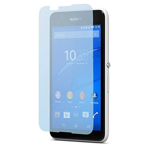 Todotumovil Protector de Pantalla Sony Xperia E4 E2104, E2105 de Cristal Templado Vidrio 9H para movil