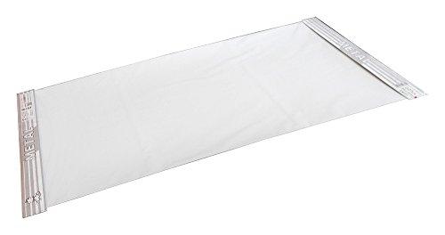 久宝金属製作所 平板 カラートタン ホワイト K371 0.27mmX455mmX910mm
