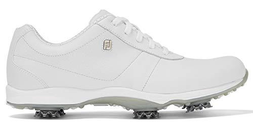 FootJoy Embody, Zapatos de Golf para Mujer, Blanco, 37 EU