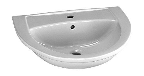 Sanitop-Wingenroth 56430 4 Wachtisch Cita, 65 cm, Clean-65 cm Waschtisch, 65