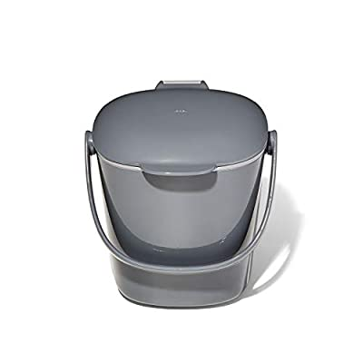 OXO OXO Good Grips Easy-Clean Compost Bin - 1.75 GAL/6.62 L