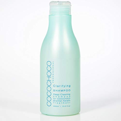 COCOCHOCO Professional Shampoo or Conditioner (400ml, Clarifying Shampoo)