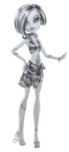 Monster High Frankie Stein (Black & White) Doll