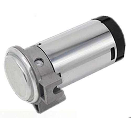 YIYDA Compresor de aire Bocina Bomba de aire 12V Horn compressor Horn air pump de bocina de automóvil Compresor de bocina de aire de plata cromada para cualquier bocina de aire Vehículo Camión