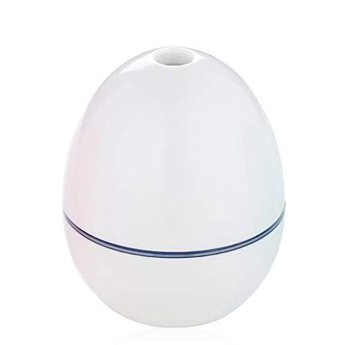 Lg-jz Humidificador, Lámpara de aromaterapia con Niebla fría ultrasónica, Sin Filtro, con luz LED, Diseño de Cierre automático sin Agua, Adecuado for evaporadores de hogar y Oficina