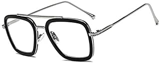 RoshFort Avengers Infinity War Tony Stark Sunglasses Iron Man Glasses