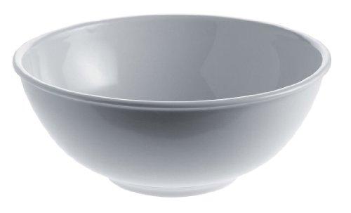 Alessi Ajm28/3821 Platebowlcup Saladier en Porcelaine Blanche