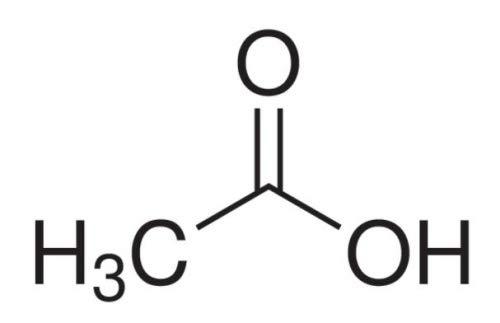 S3 Chemicals Essigsäure (100%, reinst) Größe 500ml