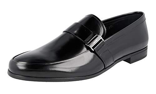 Prada Herren Schwarz Leder Business Schuhe 2DE081 P39 F0002 43 EU/UK 9