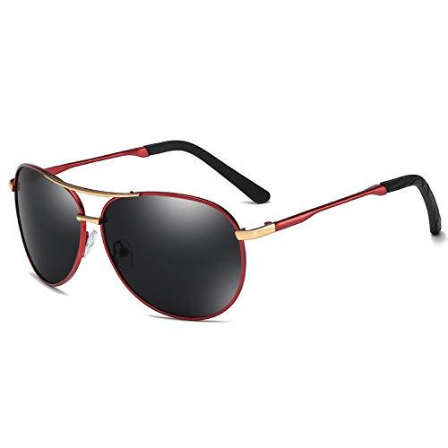 NJJX Gafas De Sol Polarizadas Clásicas Para Hombre, Gafas De Sol De Conducción De Metal, Gafas De Sol Para Hombre 05