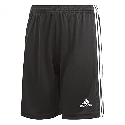 adidas Jungen Squad 21 Y Shorts, Schwarz/Weiß, 5 Jahre EU