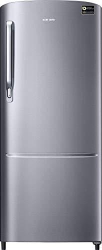 Samsung 192 L 3 Star Inverter Direct-Cool Single Door Refrigerator (RR20T172YS8/HL, Elegant Inox)