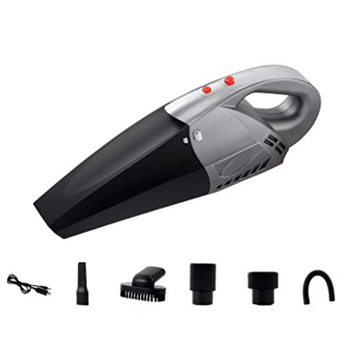Best Buy! Wireless Hand-held Vacuum Cleaner, Hand-held Vacuum Cordless With Rechargeable Fast Chargi...