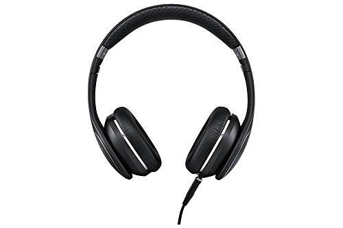 Samsung EO-OG900BBEGWW Premium kabelgebunden On-Ear-Kopfhörer mit 3-Tasten-Fernbedienung/Freisprechfunktion schwarz