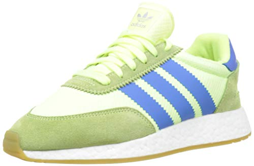 adidas Herren I-5923 Gymnastikschuhe - Gelb (Hi/Res Yellow/True Blue/Gum 3 Hi/Res Yellow/True Blue/Gum 3) - 38 EU