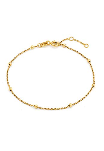 CHRIST Gold Damen-Armband 375er Gelbgold One Size 87716449