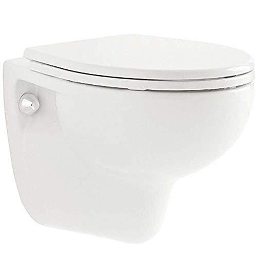 VASO SOSPESO COLIBRI' 2 Sanitari WC Arredo Bagno Ceramica POZZI GINORI WC Bianco