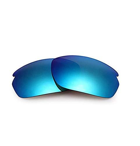 XDXART XDXART Polarisierte Ersatzgläser für Oakley OO9302 Carbon Shift (Blue)
