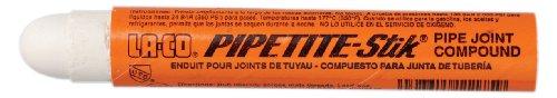 LA-CO PIPETITE-Stik Soft Set Pipe Thread Compound Stick, 350 Degree F Temperature, 4 oz