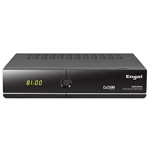SINTONIZADORA SATELITE Engel SATELITE-HD RS8100HD REACONDI