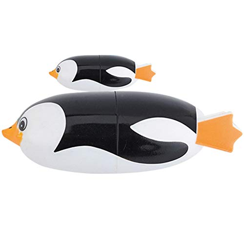 Rain City 2019 Penguin plongée sous-Marine Jouet électrique Salle de Bain Jouet adaptée pour Les bébés de Plus de 3 Ans