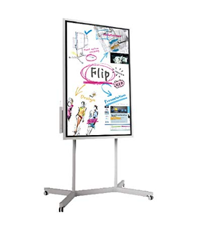 Samsung Flip (LH55WM) LED Display Flipchart, 139,7 cm (55 Zoll), weiß