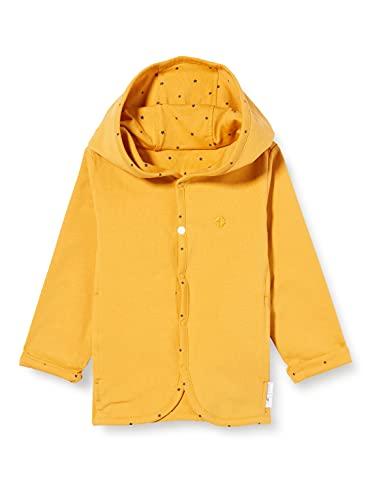 Noppies U Cardigan Rev Bonny Suter crdigan, Honey Yellow P747, 74 Unisex bebé
