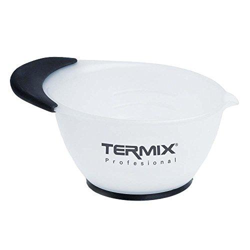 Termix Bowl professionale per tinta di colore bianco.