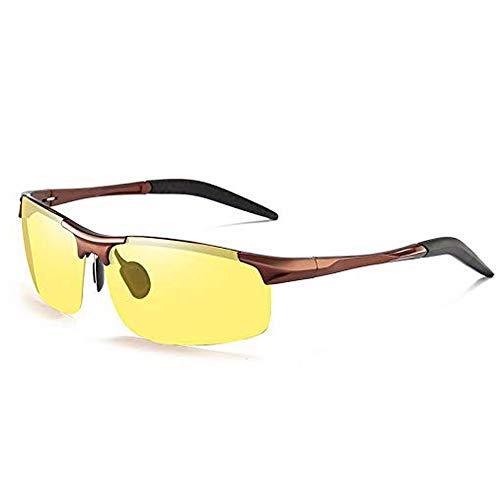 carrera y deportes en general thematys Gafas de sol para hombre y mujer polarizadas pesca motocicleta Gafas de sol deportivas UV400 perfectas para ciclismo