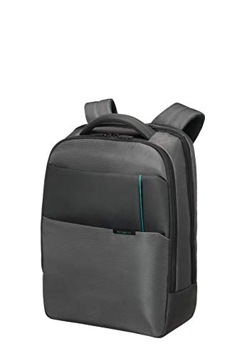 Samsonite Laptop Backpack 15.6'' (Anthracite) -Qibyte  Rucksack, Anthracite