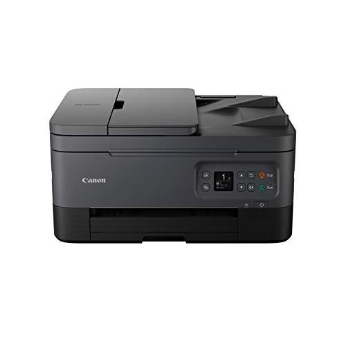 Canon PIXMA TS7450 - Impresora Multifuncional WiFi de inyección de Tinta, Negro