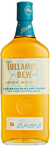 Tullamore Dew Caribbean Rum Cask Finish Whisky (1 x 0.7 l)