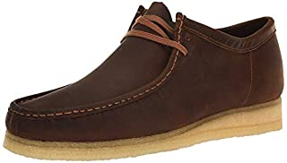 Clarks Originals Men's Wallabee Oxford, Brown Oily Leather, 6.5 M (B0007MFZEM) | Amazon price tracker / tracking, Amazon price history charts, Amazon price watches, Amazon price drop alerts