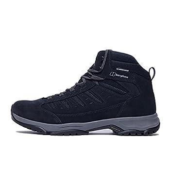 Berghaus Men s Expeditor Trek 2.0 Walking Boots High Rise Hiking Grey  Grey/Black N89  8 UK 42 EU