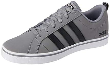 Adidas Vs Pace, Zapatillas Hombre, Gris (Grey/Core Black/Footwear White 0), 41 1/3 EU