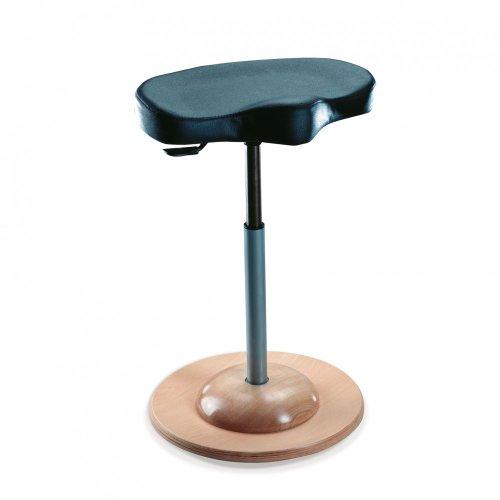 Mayer Sitzmöbel Pendelhocker 1108 | Sitz gepolstert mit Stoffbezug oder Kunstleder | 30271
