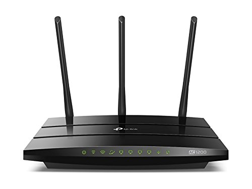 TP-Link Archer C1200 - Router Gigabit inalámbrico de doble banda, 2.4 GHz...