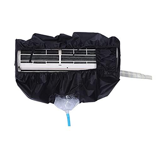 Ming Ming Sacchetto della Pulizia dell' Aria condizionata a Parete della Camera Borsa di Pulizia del condizionatore Diviso del condizionatore di Lavaggio Impermeabile Protezione Antipolvere per 1-1.5