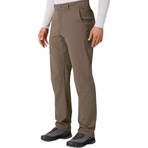 Outdoor Research Pantaloni Ferrosi Uomo, Marrone, M