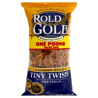 Rold Gold Pretzels, Tiny Twists, Classic Style, 16 oz, (pack of 3)