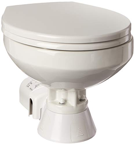 Jabsco 37010-3092 Electric Marine Toilet Compact Bowl 12 Volt Boating Head