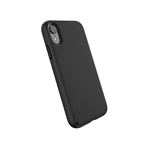 Speck iPhone XR Schutzhülle Handyhülle Schützende Hülle Tasche Dünne Schale Hardcase Beständig für Apple iPhone XR - Presidio Pro - Schwarz