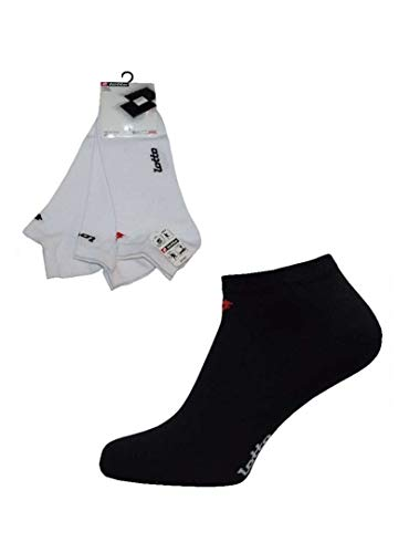Lotto Herren Socken mehrfarbig NERO,GRIGIO,BLU