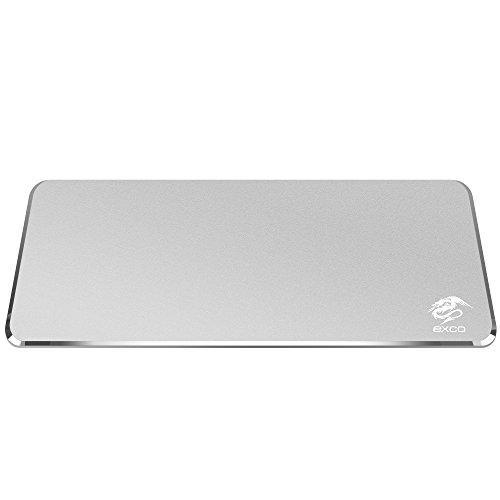 mouse pad aluminio de la marca excovip