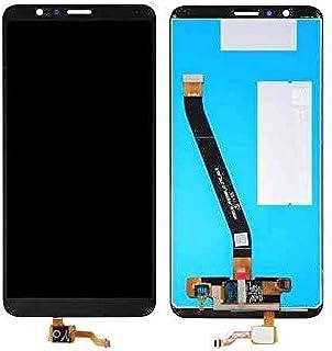 قطعة غيار شاشة Lcd من ريفيكسيت، سوداء متوافقة مع هواوي اونور 7X